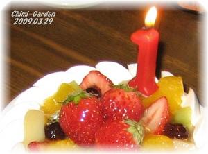 Cake_20090329